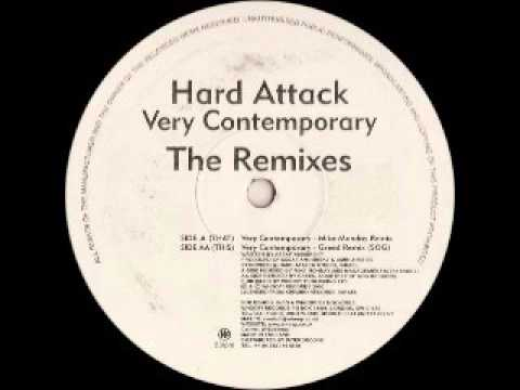 Hard Attack - Very Comtemporary (Mike Monday Remix)