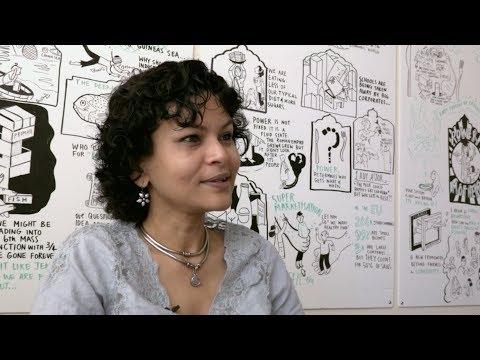 Professor Amita Baviskar visits the OICSD