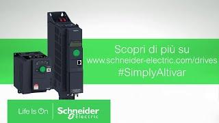 La Storia del Variatore di Velocità Altivar | Schneider Electric Italia