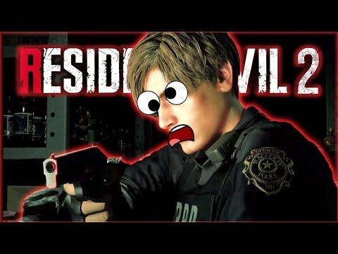 RESIDENT EVIL 2 (2019): The Horror is Here!!!