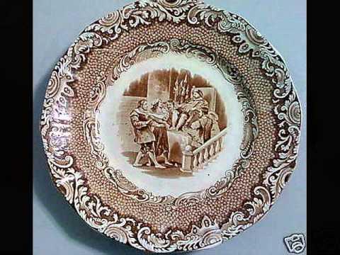 Ceramica de fabrica de sargadelos antiguo lugo youtube for Fabrica de ceramica