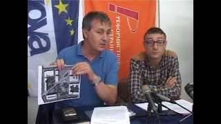 Konferencija za medije Nova Stranka Leskovac i Reformistička stranka Leskovac