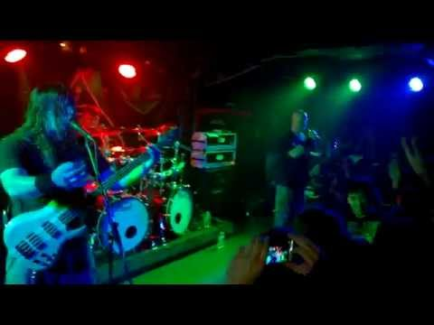 Dying Fetus - Grotesque Impalement (Live in Athens 2015)