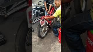 Ajuste de encendido moto velocidad