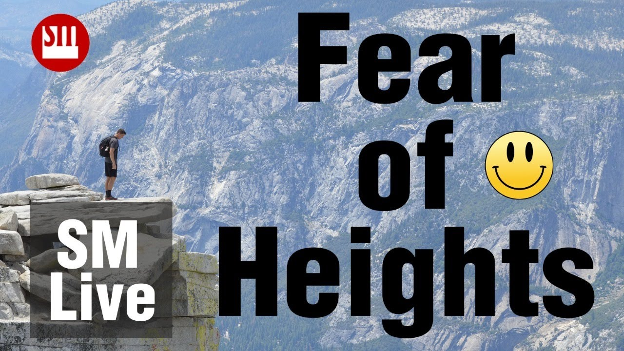 🔰🔶 🔰🔶Fear of Heights 😊 | Sunil Minglani LIVE | 21st July'20