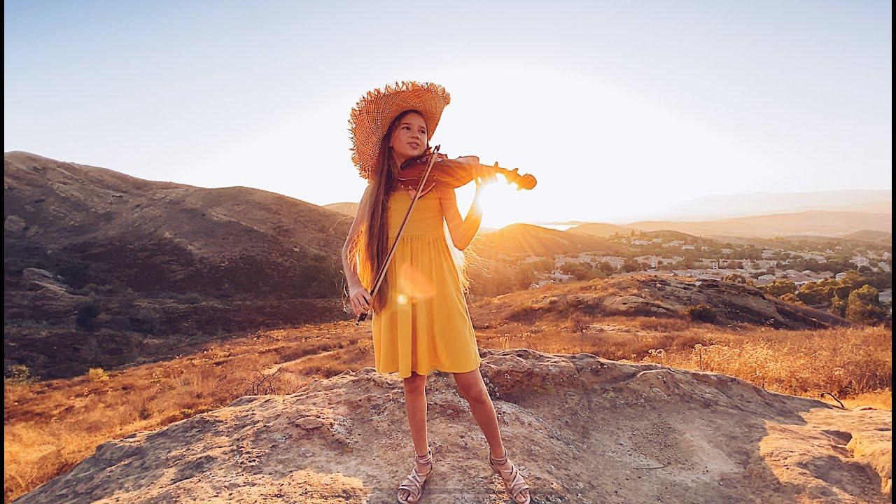 Fight Song - Karolina Protsenko - Violin Cover