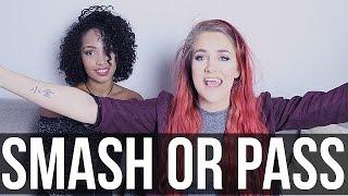 youtuber smash or pass challenge
