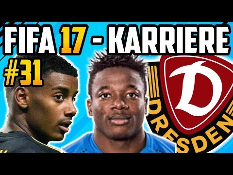 AMANG ODER ISAK?? - FIFA 17  Dresden Karriere: Lets Play #31