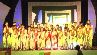 Annual Function(Tum samay ki ret par song):21st march 15:Shreejee International school,Sonipat