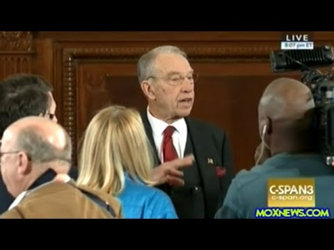 """""""He Will Be The Next Attorney General!"""" Senator Grassley"""