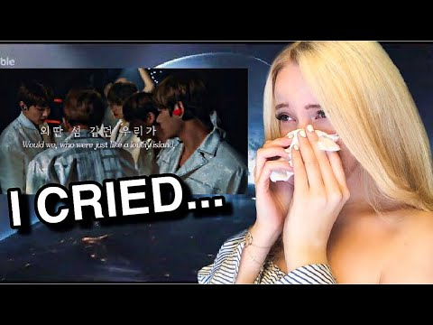 BTS  'Heartbeat (BTS WORLD OST) MV + Lyrics REACTION *emotional*