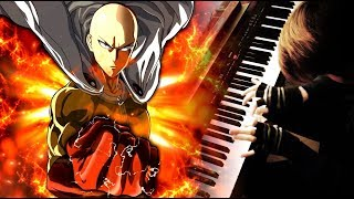 ONE PUNCH MAN - Main Theme ~ Ballad Ver. (Piano Cover)