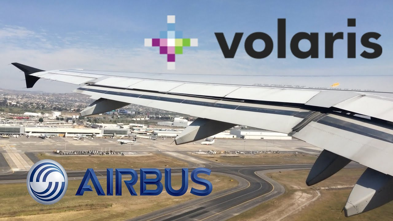 Full Flight Volaris Guadalajara Gdl To San Antonio