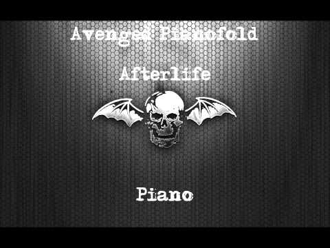 Avenged Sevenfold - Afterlife Piano