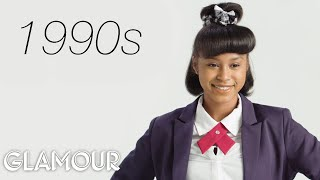 100 Years of Girls School Uniforms | Glamour