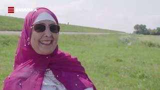 Habiba van Groeten uit Holland overleden