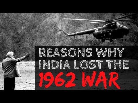 1962 का युद्ध: विश्वासघात या राजनीतिक विफलता...! 1962 India- China War...!