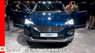 2019 Seat Tarraco SUV Walkaround