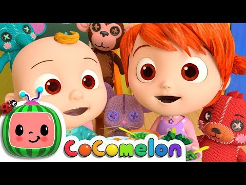 Thumbnail: Yum Yum Vegetables Song - ABCkidTV Songs for Children