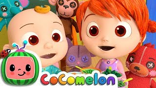 Yum Yum Vegetables Song | CoCoMelon Nursery Rhymes & Kids Songs