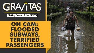 Gravitas | China Floods: Heaviest rain in 1,000 years leads to devastation