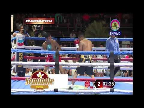 Pelea daniel diaz vs mono moreno  abril 2017 bufalo boxing promotions