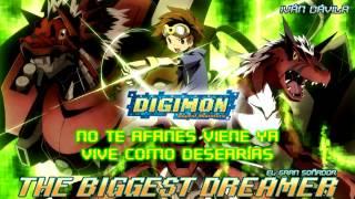 El Gran Soñador (The Biggest Dreamer) - Digimon Tamers - Cover Full por Iván Dávila