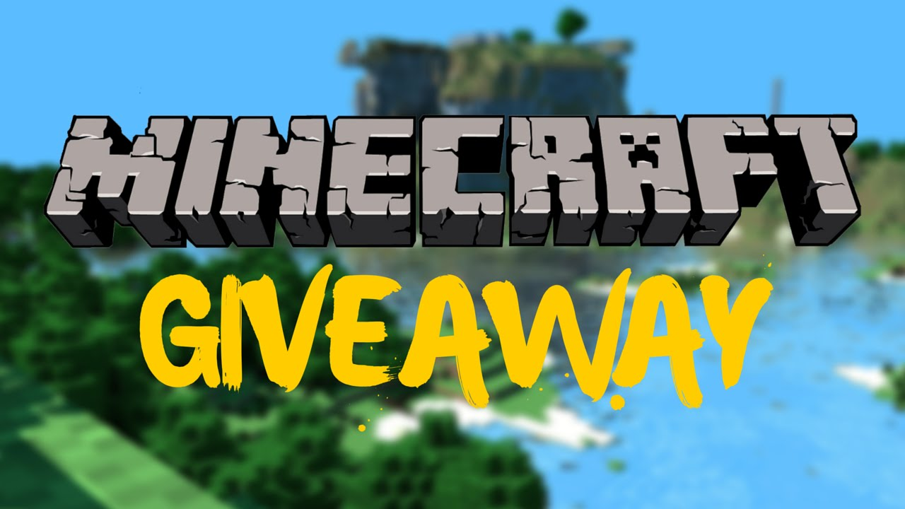minecraft gift codes giveaway free minecraft gift code giveaway youtube 8956