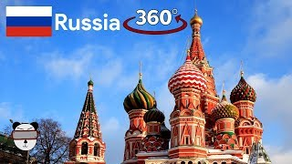 360° St Basil's Cathedral (Собор Василия Блаженного) | Moscow, Russia(A short 360° VR tour video of Saint Basil's Cathedral, which is situated in Moscow's iconic Red Square. It's only a few 360° photospheres in video form at the mo, ..., 2016-08-07T18:33:06.000Z)