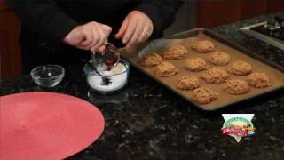 Quick, Healthy And Easy Pumpkin Spice Cookies Recipe By Vitalicious