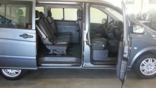2012 Мерседес-Бенц Віто TRAVELINER Віт 116 2.2 транспортні КДІ (керівництво) авто для продажу на Auto трейдера, так