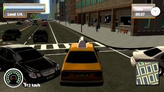 NYC Taxi Simulator Gameplay  HD 