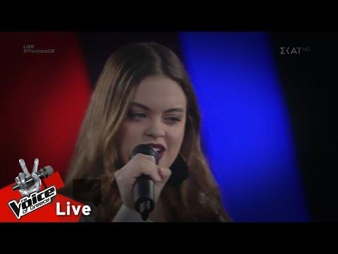 Άννα Μιχαηλίδου - Layla  2o   The Voice of Greece