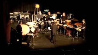 Toccata: HSU Percussion Ensemble (Part 1)