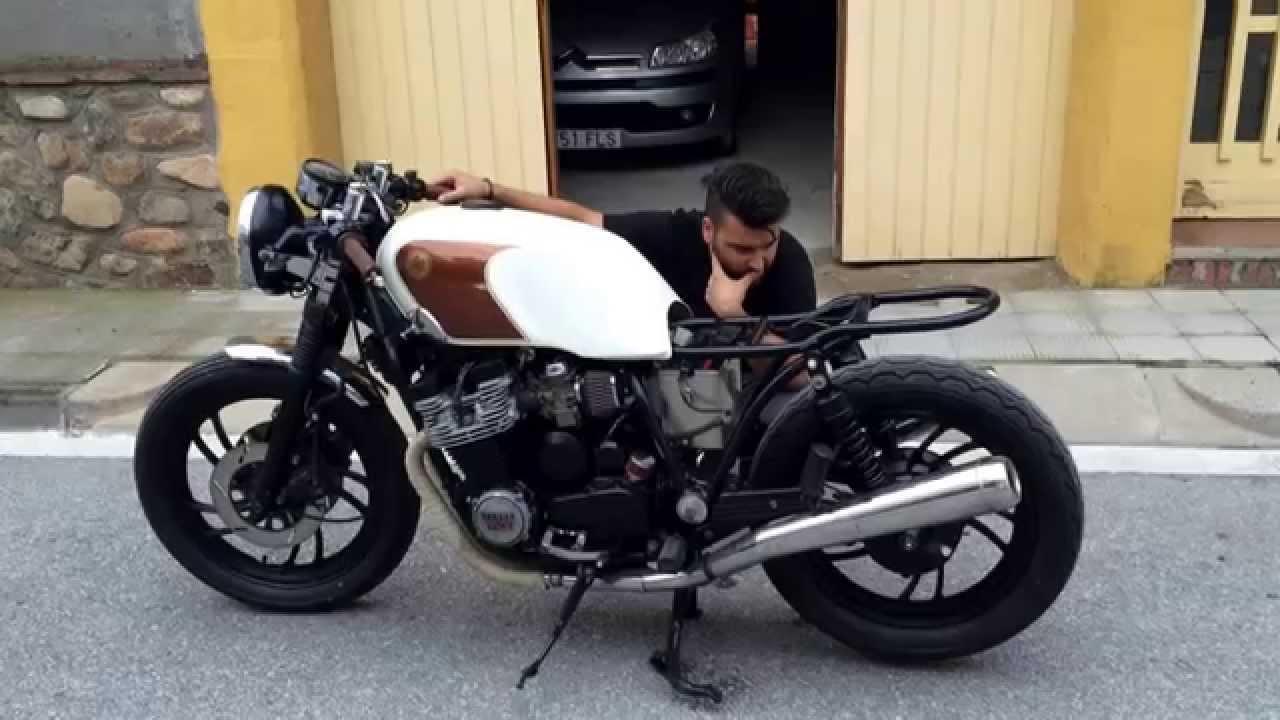 Cafe Racer Yamaha Xj  Seca