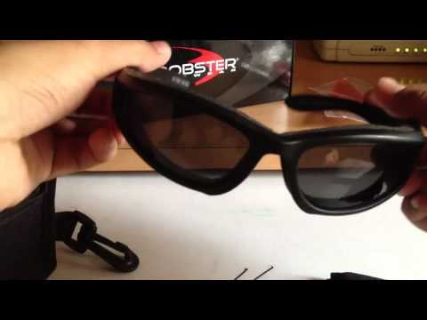 Bobster Sunglasses/goggles Low Rider II