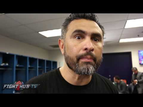 Manny Robles wants Leo Santa Cruz not Gary Russell Jr explains why