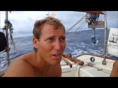 Westsail 32 Sailing Adventures in the Pacific Ocean, Puddle Jump, Episode 2