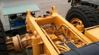 Cat 789C Engine Start