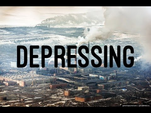 The Most Depressing City On Earth