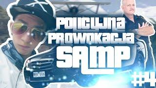SAMP! POLICYJNA PROWOKACJA I POTEM WIĘZIENIE! Net4Game ! #4 w/Patyku