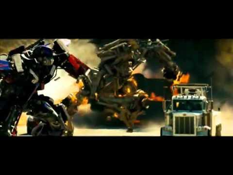 Optimus Prime vs Bonec...