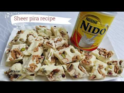 dessert recipe, easy dessert, simple, best dessert, sheer pira, shir pira, shirpera recipe
