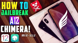 A12 Jailbreak iOS 12 - 12.1.2: NO Computer with Chimera!