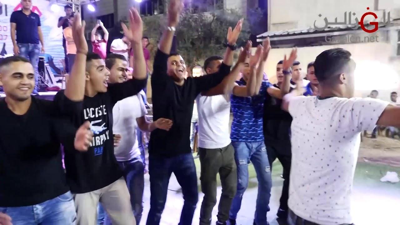 أسمع ولا ما تسمع غيرلألله ما بنركع   جديد 2018  عصام عمر وصهيب عمر حفلة قلقيليه
