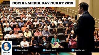 Social Media Day Surat 2018 Glimpses | iVIPANAN Digital Marketing