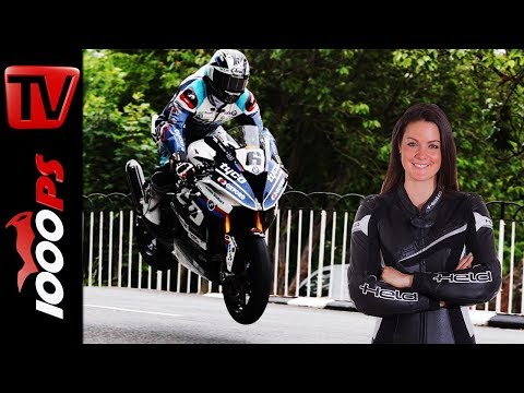 Best of Isle Of Man Tourist Trophy 2018 - Der Senior TT Race-Tag mit Juliane