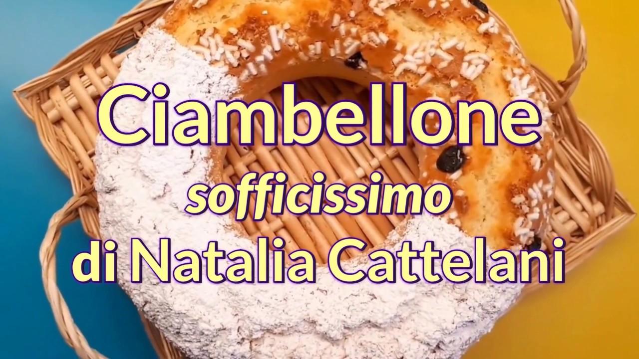 Ciambellone Sofficissimo Metodo Water Roux Di Natalia Cattelani
