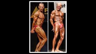 Zwei großartige natural Bodybuilder, Klaus Wolski und Martin Schaaf- Interview