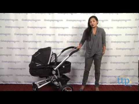 Urban Tour Buggy Stroller from Simmons Kids